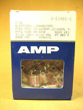 Amp  8-53405-1  Electrical Connectors 100pcs 22-16 AWG