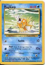 Pokemon Base Set 2 Uncommon Card #50/130 Magikarp