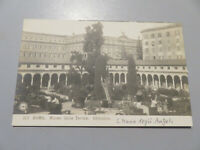 Postkarte Oldtimer Vintage ROM Museumswagen Therme Early Der 1900 Never Shipped