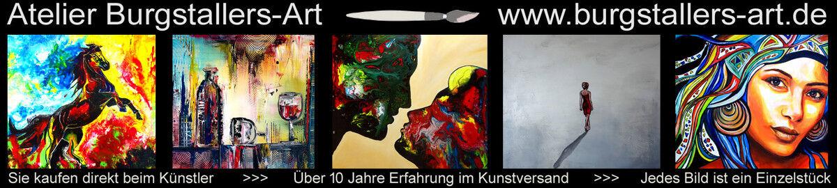 BURGSTALLERS ART Gemälde Malerei