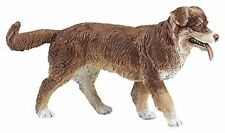 AUSTRALIAN SHEPHERD DOG  54038 ~ NEW for 2016! FREE SHIP/USA w/ $25.+ Papo Items