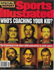 Sports Illustrated WHO'S COACHING YOUR KID Child Molestation NEWSSTAND Mint NIB