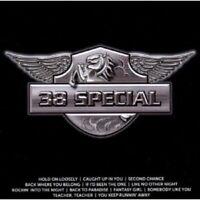 38 SPECIAL - ICON  CD NEU
