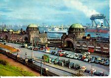 Hamburg - St. Pauli Landungsbrücken - 1968