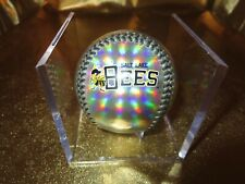 Salt Lake Bees Minor League Baseball Gold Laser Fotoball NEW