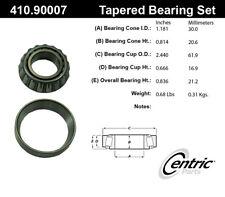 Wheel Bearing and Race Set-RWD Centric 410.90007E