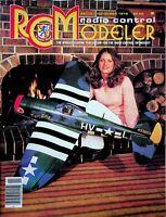 Vintage Radio Control Modeler RCM Magazine November 1979  m238