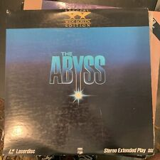 The Abyss (Laserdisc)