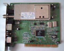 PCI Video card CPH060 80-CP2000600-2 Conexant 8Y 0004 Audio Camera S-Vid tv