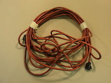 CE Company 50-Foot Extension Cord 16/3 Orange Medium Duty Interior Exterior