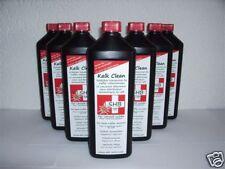 7 X 1 Li. SHB Swiss Kalk Clean Premium Entkalker  für alle Modele geeignet Rotel