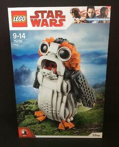 New LEGO 75230 Star Wars Porg Set