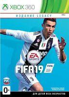 *NEW* FIFA 19 Legacy Edition (Xbox 360, PAL Region) Eng,Russian,Polish,Arabic