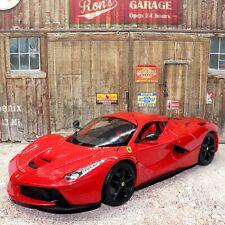 Ferrari LaFerrari F150 1:18 Scale Detailed Die-cast Metal Model Toy Car Bburago