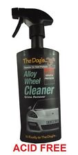 The Dogs Professional Wheel Cleaner Spray 500ml Safe for Alloys & Acid Free