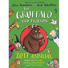 The Gruffalo and Friends Annual 2017 (Annuals 2017)  Donaldson, Julia