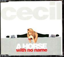 CECIL - A HORSE WITH NO NAME - CD MAXI [2267]