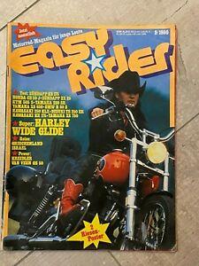 Easy Rider Motorrad-Magazin für junge Leute Nr. 9 / 1980