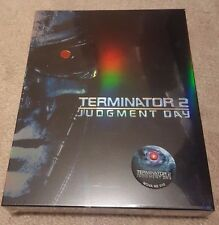Terminator 2 Juedgement Day NovaMedia Limited FullSlip Steelbook (Blu-ray)