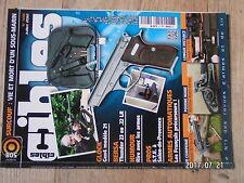 $$$ Revue Cibles N°508 Glock >Gen4SurcoufSTECrosman 357Savage 110 BA