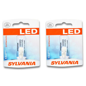 Sylvania SYLED Front Outer Turn Signal Light Bulb for Ford F-350 Super Duty ql
