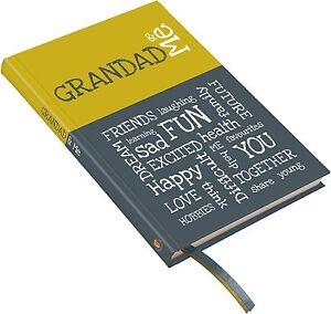 'Grandad & Me' Journal- Inspire Children & Pop's to Write Together Keepsake Book