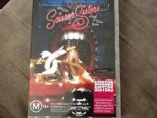 We Are Scissor Sisters And So Are You Live Region 4 Dvd With Booklet