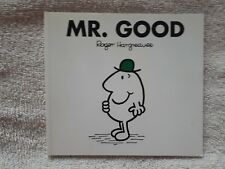Mr Good by Roger Hargreaves, Mr Men