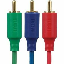 6' RCA Component Video Cable Connects Video To Your TV HDTV or A/V VHC61R