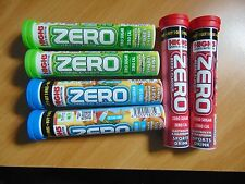HIGH5 Zero 6 tubes = 2 x citrus 2 x Berry 2 X Tropical Hydration Drink Tablet