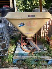 More details for vicon vari-spreader mk ii tractor mounted fertilizer spreader