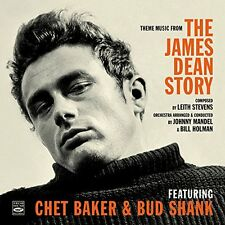 Chet Baker & Bud Shank - Theme Music From The James Dean Story / Fresh Sound