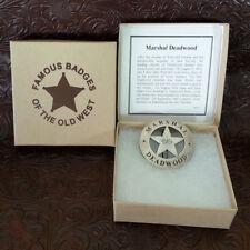 US Marshall Deadwood (story inside the box)