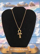Men/ women New Fashion Jewelry Necklaces Egyptian Ankh Pendant