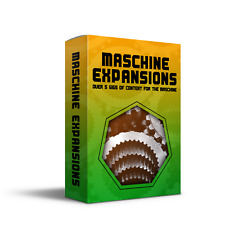Native Instruments Maschine Expansion Bundle(6gigs of content)