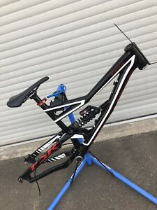 Specialized Status Frame, Hope Seat Clamp