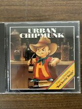 Alvin And The Chipmunks-Urban Chipmunk CD