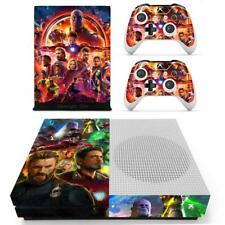 Xbox one S Slim Console Skin The Avengers: Infinity War Vinyl Skin Sticker Decal