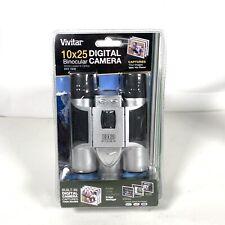 NIP VIVITAR 10 X 25 Digital Binocular Camera Captures Images #cc
