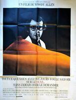 Plakat Tout What You Dont Haette Know Sur Le Geschlecht Woody Allen 120 X 160 CM