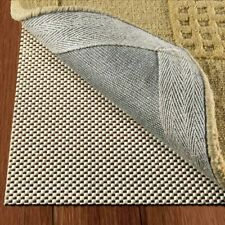 DoubleCheck Products Non Slip Area Rug Pad Size 9 X 12 Thick Padding and Extra S