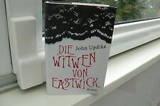 BUCH GEBUNDEN DIE WITWEN VON EASTWICK JOHN UPDIKE FANTASY ROMAN HARDCOVER BOOK !
