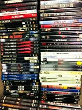 Scary Horror Movies Halloween, Vampires, Hauntings, Slasher Dvd's. Pick & Choose