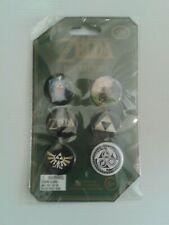 The Legend of Zelda Pin Badges - Set of 6 BNIB