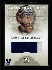 CRISTOBAL HUET 2008/09 ITG BETWEEN THE PIPES JERSEY PATCH VAULT 1/1 AX3927