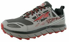 Altra Footwear Lone Peak Neoshell 3.0 Mens Grey/Red Running Shoes Size Us 9.5 D
