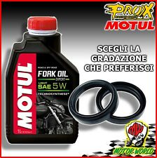 KIT REVISIONE FORCELLA PARAOLI + OLIO MOTUL KTM DUKE 640 E 2006