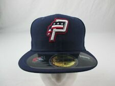 Potomac Nationals New Era Hat Unisex's Navy Fitted NEW Multiple Sizes