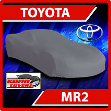 [Fits Toyota MR2] CAR COVER - Ultimate Full Custom-Fit All Weather Protection