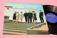 LES ROMANTIQUES LP SWINGLE SINGERS ORIG ITALY '60 EX !!!!!!!!!!!!!!!!!
